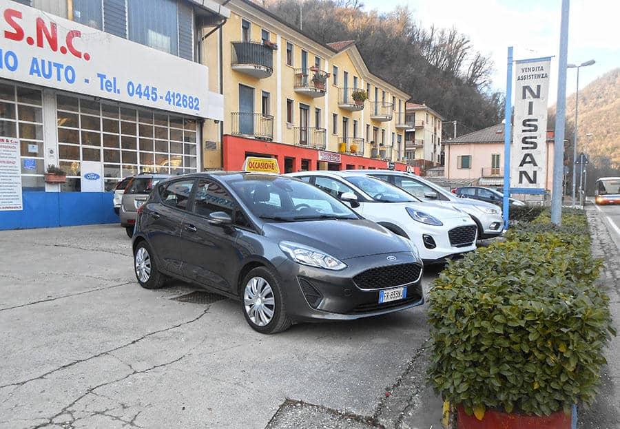 Sede Auto Faccin Valdagno Vicenza